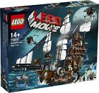 LEGO METALBEARD'S SEA COW new sealed set 70810 Movie pirate ship Metal Beard