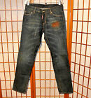 DSQUARED2 DIRTY PATCH FADED FADED RARE VINTAGE JEANS PANTS 32 33 46 48