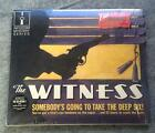 The Witness folio version for TRS-80 by Infocom 1983 adventure computer game