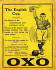 Oxo Advertisement English Cup - Vintage Art Print Poster - A1 A2 A3 A4 A5