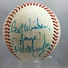 1980 Dale Murphy Early Career Signed Autographed National League Baseball PSA