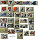 NFL Decal Stickers Football Team Logo Licensed Complete Set of All 32 Teams