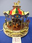 Lemax Village Collection Bellmont Carousel 44171 As-Is 1317