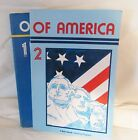 A Beka History Of America Book Textbook 12 Grade level 6 Readers