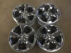 20 INCH 2011 2012 2013 2014 DODGE CHALLENGER CHARGER OEM CHROME RIM WHEEL 2411