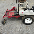 EXMARK LAZER Z COMMERCIAL ZERO TURN LAWN MOWER  Bad Deck Included