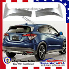 Painted Fit For 16-18 Up Honda HRV Rear Roof Spoiler MU Wing ABS OE Style Silver