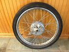 Honda C100 Front Wheel   C102 C105  Super Cub  50    Brake Hub