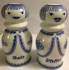 Pepper Shakers Oversize Mint Condition