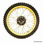 1982 Yamaha YZ490 YZ 490 | FRONT Wheel Rim Hub Assembly