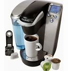NEW Keurig K75 Single Cup Home Brewing System with Water Filter Kit Platinum
