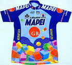 VERY GOOD CONDITION 1996 MAPEI GB TRADE TEAM JERSEY SPORTFUL LARGE SIZE 4