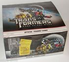 Hasbro Transformers Dark of The Moon 1 Box 48 Packs 288 Cards Official Film DOTM