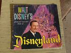 1965 Walt Disneys Pictorial Souvenir Book of Disneyland