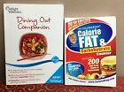 Weight Watchers Dining Out Companion Points Plus Book  Calorie King Counter