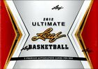 (2) BOX LOT 2012-13 LEAF ULTIMATE BASKETBALL SEALED HOBBY BOXES 3 AUTOS PER BOX