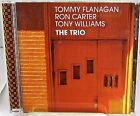Tommy Flanagan 'The Trio'  with Ron Carter, Tony Williams (CD-Gambit) Remastered