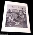 CUNARD Family Clowns VINTAGE  Famous NJ Clowns Black & White Mini Glossy Photo