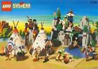 Lego System 6766 Native American Village New Sealed