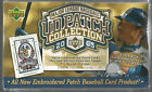 2003 Upper Deck Patch Collection Baseball Hobby Box Factory Sealed