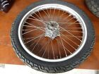 Front wheel & tire KTM 640 LC4 Adventure 00 98-07 #F7