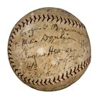 First and Last Babe Ruth Yankees Contracts Heading to Auction Block 9
