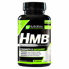HMB Muscle Repair for Strength and Recovery Supplement by NutraKey 90 Capsules
