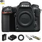 Nikon D500 D 500 209 MP 4K WiFi DSLR Camera Body Only Fathers Day Sale