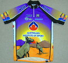 VERY GOOD CONDITION MAPEI AIS TEAM JERSEY SANTINI LARGE SIZE 4