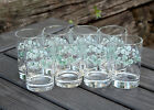 Set of 8 Corning Corelle CALLAWAY Ivy 4 inch Juice Glasses 6 oz