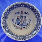 Staffordshire Johnson Brothers Hearts  Flowers Old Granite Serving Bowl