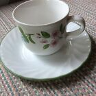 '' DELICATE ARRAY ''  -- by CORNING / CORELLE - CUP & SAUCER -