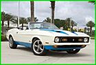 Ford Mustang Olympic Sprint Convertible 1 of 50 Produced 1972 ford mustang olympic sprint convertible 302 v 2 1 of 50