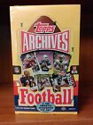 2013 Topps ARCHIVES Football Sealed HOBBY Box 2 Fan Favorites AUTOs HOT!