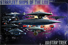 Star Trek Ships Of The Line Poster Print 36x24