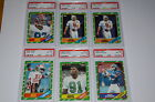 28 PSA graded 1986 Topps Football Card lot Jerry Rice, Steve Young, Others LOOK