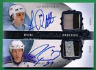 LUC ROBITAILLE JEREMY ROENICK AUTOGRAPH PATCH 2013-14 The Cup #RR Kings 23 35