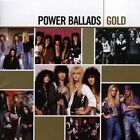 Power Ballads Gold by Various Artists Love Hair Metal KISS Damn Yankees AWESOME!