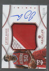 LAVOY ALLEN 2012-13 PANINI IMMACULATE PREMIUM PATCH JERSEY AUTO ROOKIE RED 2 25