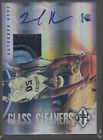 ZACH RANDOLPH 2012-13 PANINI LIMITED GLASS CLEANERS JERSEY PATCH PRIME AUTO 10