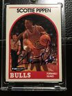 Scottie Pippen 2012-13 Panini Hoops, 89-90 Hoops Buyback ON CARD AUTO! RARE!