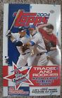 2004 TOPPS TRADED AND ROOKIES HOBBY BASEBALL SEALED 24 PACK BOX