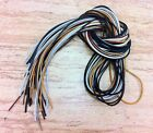 72 Length Rawhide Leather Shoe Laces Strings Shoelaces Bootlaces