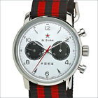 Seagull 1963 Hand Wind Mechanical Chronograph with 42mm SS Case #6488-2901W