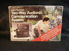 Radio Shack Realistic Voice Operated Two-Way Audionic Communication System NEW!