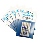 5x Schmetz Universal Needles Size 110/18 - Useful Utility, 5 Pack, Fits Most