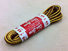2 Pairs Shoe Boot Laces Golden Tan Timberland Strings Shoelaces ALL SIZES