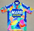PERFECT CONDITION MAPEI FRENCH VERSION TEAM JERSEY SANTINI XL SIZE 5