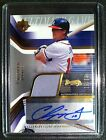 2004 UD Ultimate Collection CHIPPER JONES Game Jersey AUTOGRAPH #'d 50 BRAVES