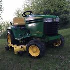 John Deere GT 235 Riding Lawn Mower 48